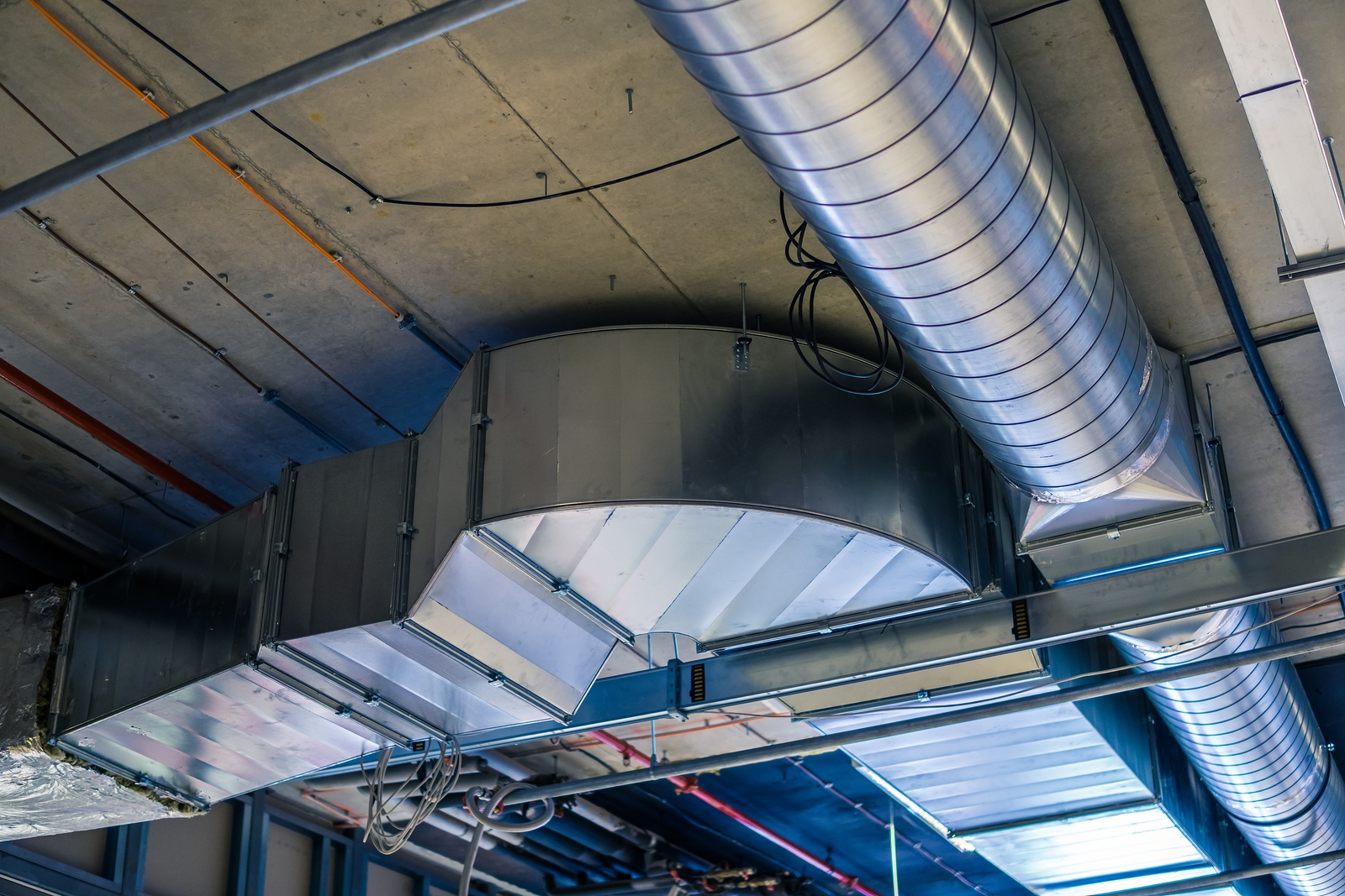 Ductwork Repair and Installation