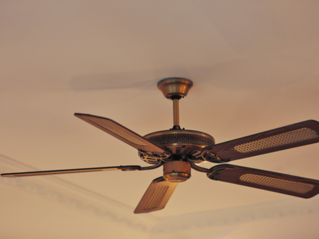 Ceiling Fan Installation in New Braunfels, TX